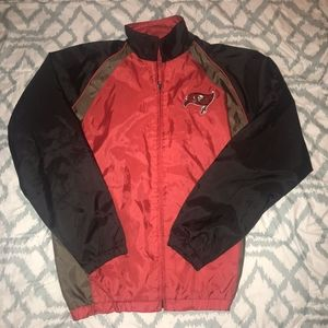 Tampa Bay Buccaneers Windbreaker Jacket